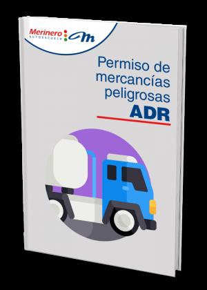 Permiso de mercancías peligrosas ADR