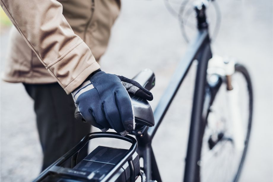 Normas de circulación para ciclistas en carretera