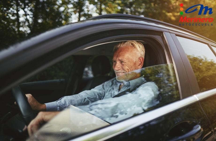 Son los conductores mayores de 65 anos mas peligrosos que los jóvenes