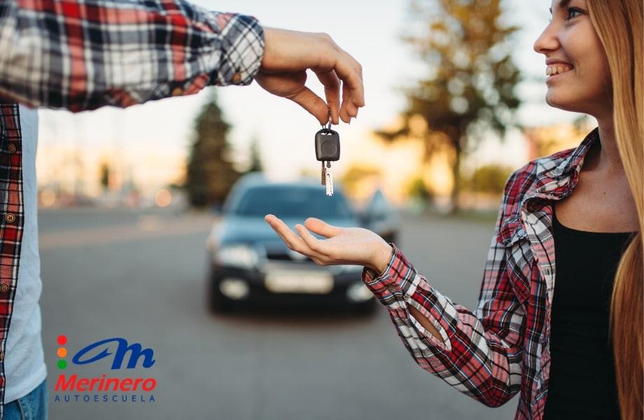 ¿Cuáles son los fallos más frecuentes en el examen práctico de conducir?