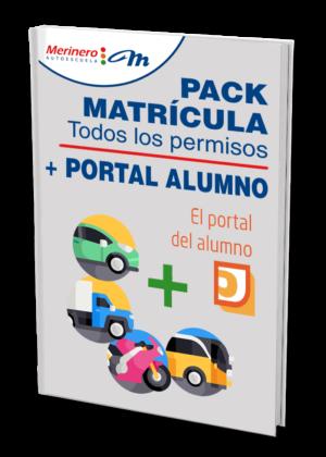 Pack matricula y portal del alumno