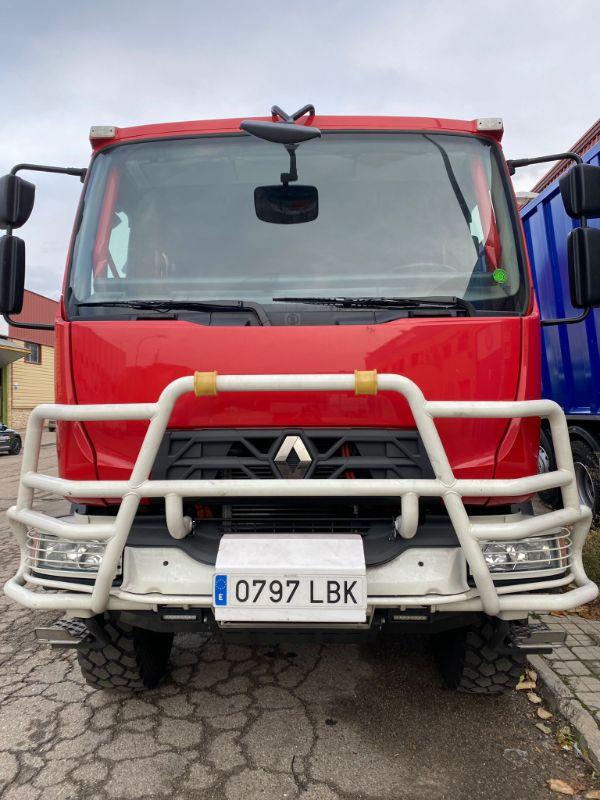 camión de bomberos Merinero